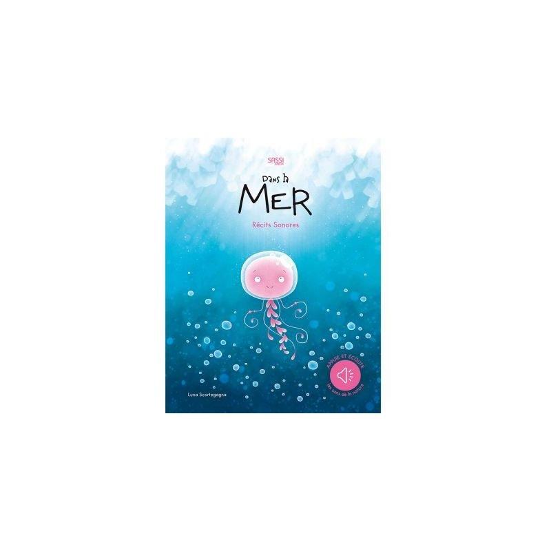Livre sonore : Dans la mer