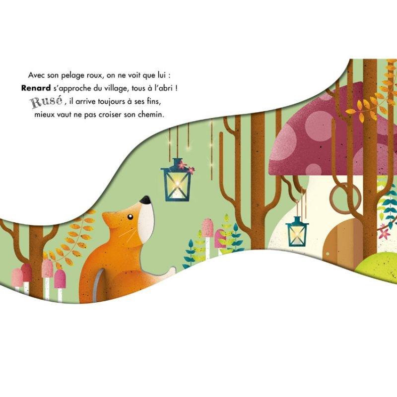 Les gnomes de la forêt