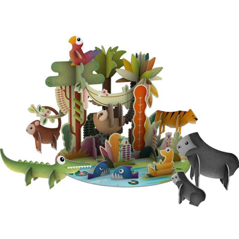 Le royaume de la Jungle