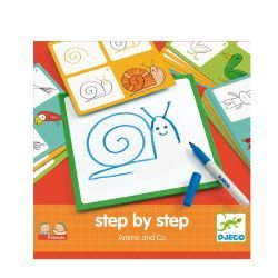 Step by step Animals