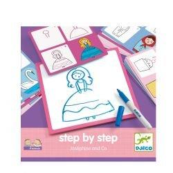 Step by step Joséphine