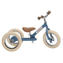 Draisienne-Tricycle Bleu