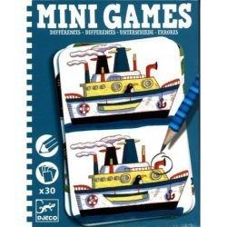 Mini Games - Les différences de Rémi