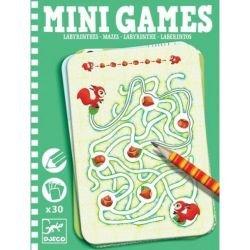 Mini Games - Les labyrinthes d'Ariane