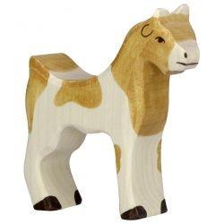 Chèvre en bois