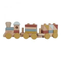 Train à blocs – 22 pcs