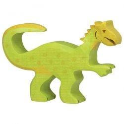 Oviraptor en bois