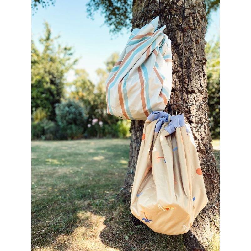 Tapis sac d'extérieur