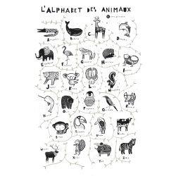 L'alphabet des animaux en...