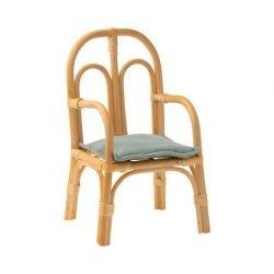Petite chaise en rotin