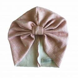 Turban Bonnet Chloe | Rose