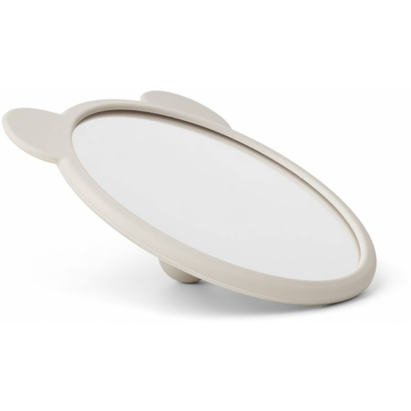 Miroir Heidi Ours | Blanc