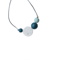 Collier Palm sunrise | Bleu...
