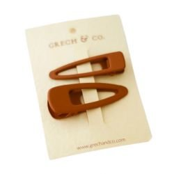 2 barrettes pince | Epices (Spice)