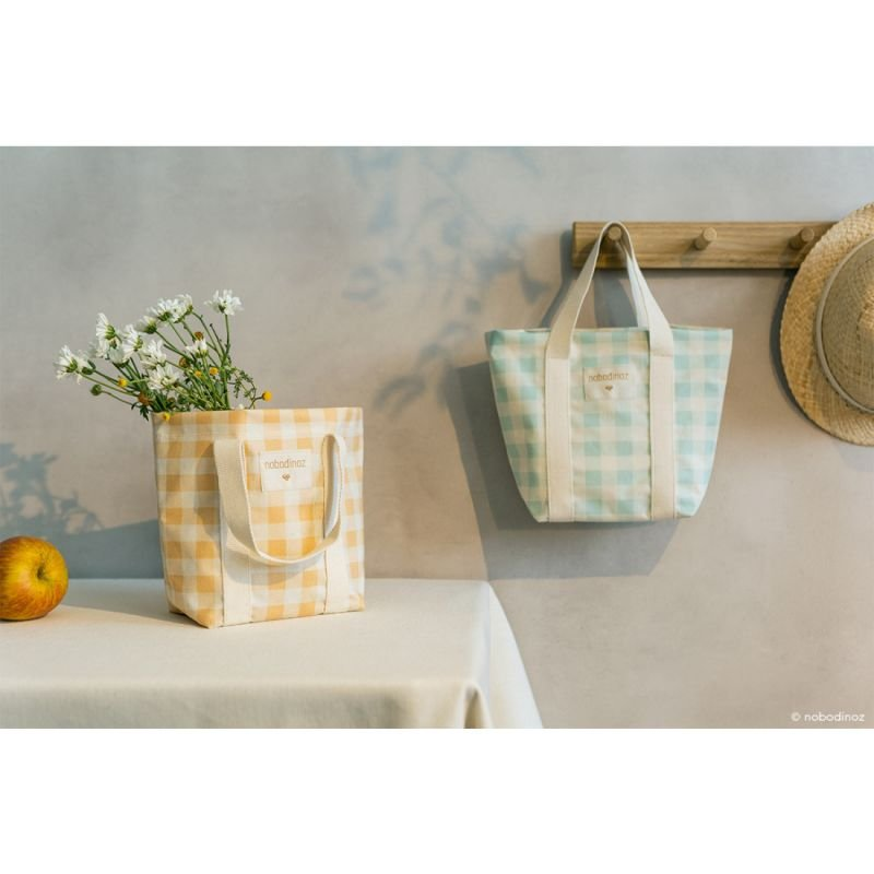 Mini sac à main Sunshine   Opaline vichy
