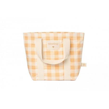 Mini sac à main Sunshine   Melon vichy