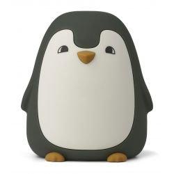 Veilleuse | Pingouin vert