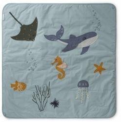 Tapis d'éveil | Créatures de la mer