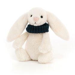 Petit lapin Bashful Hiver | Vert
