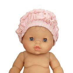 Bonnet de bain poupée en...