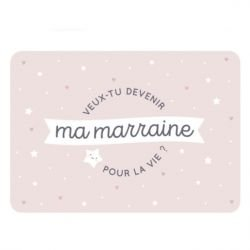 Carte Marraine