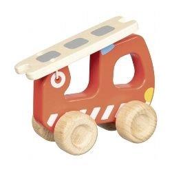 Petit camion de pompier