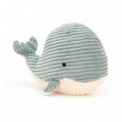 Baleine cordy bleu