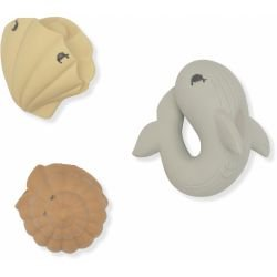 3 petits jouets pour le bain | Mer