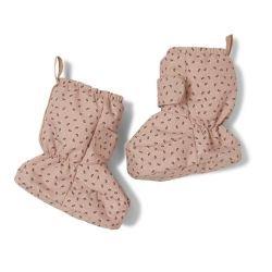 Boots hiver bébé | Rose