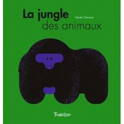 La jungle des animaux par Tourbillon couverture