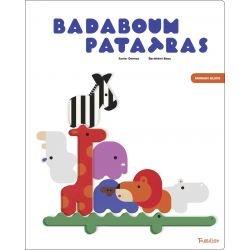 Badaboum Patatras par Tourbillon couverture