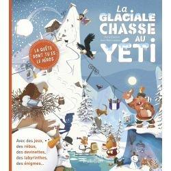 La glaciale chasse au yéti par Tourbillon couverture