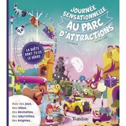 Journée sensationnelle au parc d'attractions