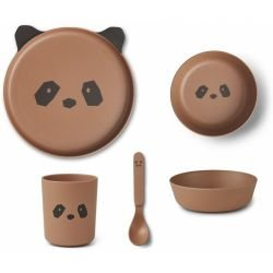 Box repas en bambou | Panda tuscany
