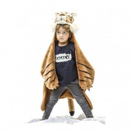 Enfant déguisé en tigre Wild and Soft