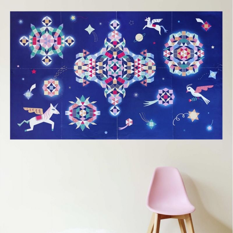 Poster Stickers Constellation
