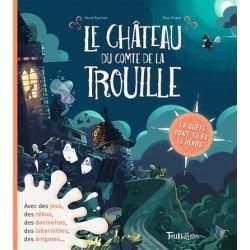 Le château du comte de La Trouille par Tourbillon couverture
