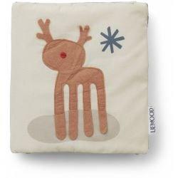 Livre d'éveil en tissu | Noël