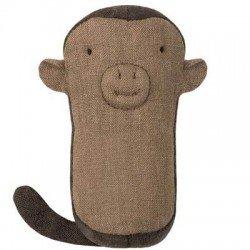 Hochet d'éveil petit singe par Maileg