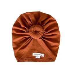 Turban nora | Terracotta