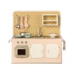 Cuisine miniature pour souris| Rose poudré par Maileg