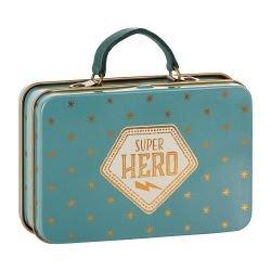 Petite valise métallique...