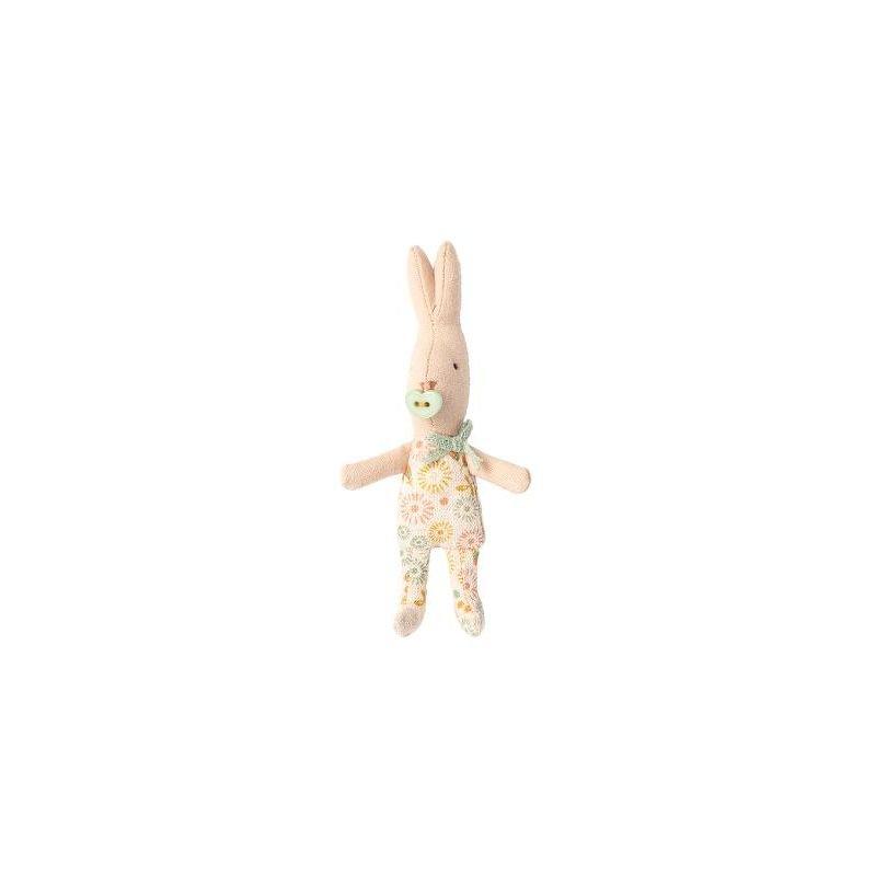 Bébé lapin bleu