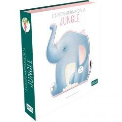 Livre sonore : Les petits habitants de la jungle