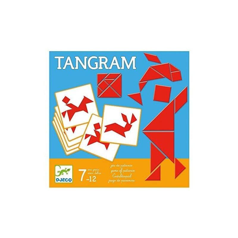 Tangram par Djeco cartes