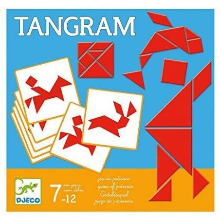 Tangram par Djeco boite