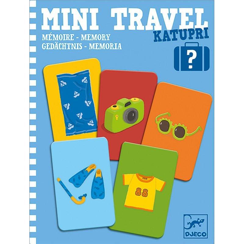Mini Games - Katupri par Djeco Cartes
