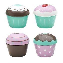 Cupcakes set de jeu 4 pcs