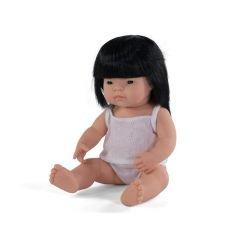 Poupée 38 cm | Asiatique fille