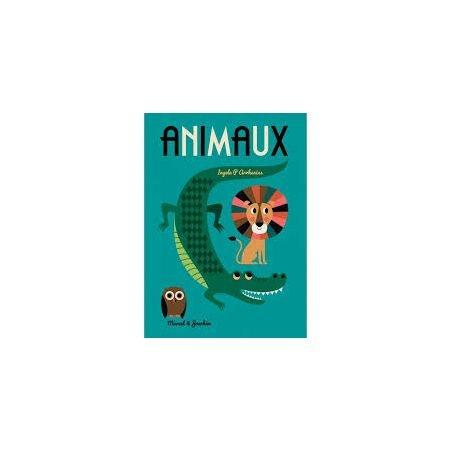 Livre géant   Animaux par Marcel et Joachim couverture